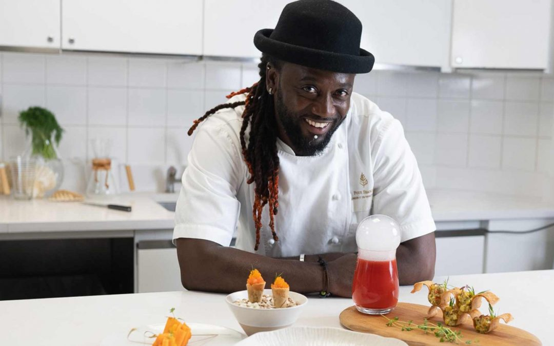 Four Seasons Resort and Residences Anguilla Announces November Culinary Residency with Native Chef Kerth Gumbs